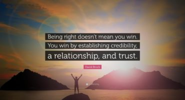 3 Reasons Why Your Need to be Right is Wrong